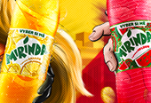 Mirinda – Epic Fight