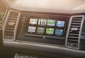 Škoda Auto . Infotainment Apps